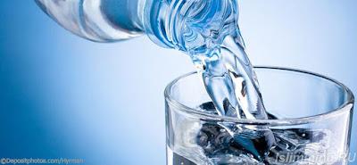 Можно ли похудеть с помощью воды