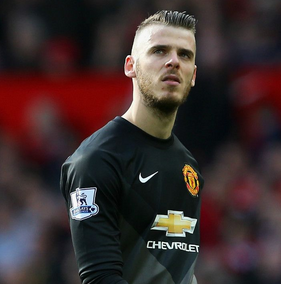 EPL: David De Gea On Juventus Radar