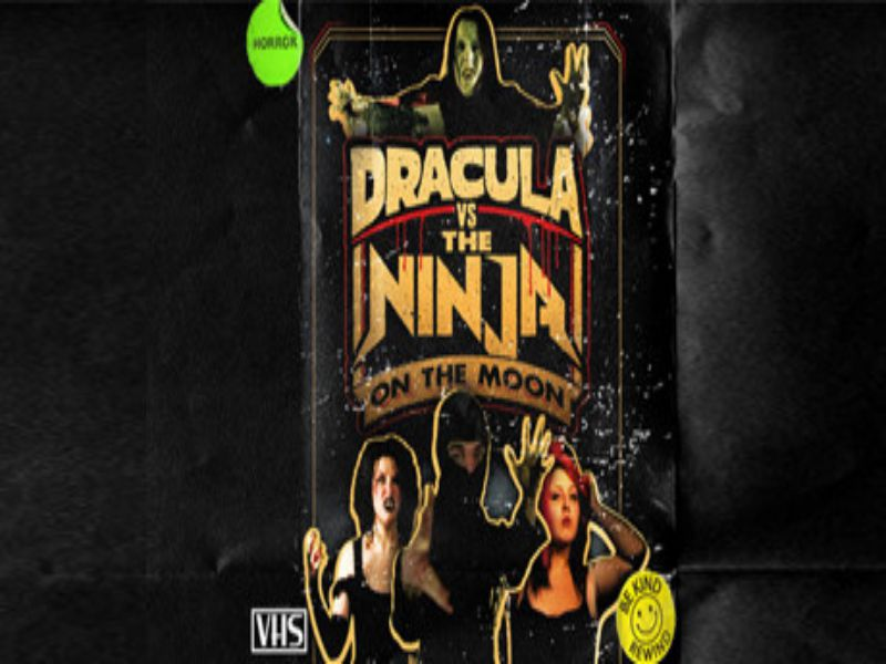 Download Dracula VS The Ninja On The Moon DARKSiDERS Game PC Free