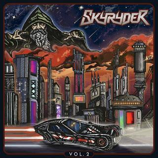 """Το τραγούδι των Skyryder """"Midnight Ryder"""" από το ep """"Vol. 2"""""""