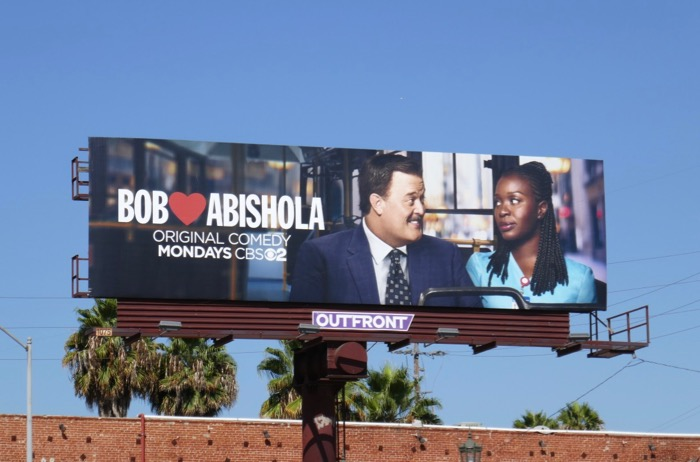 Bob Hearts Abishola season 1 billboard