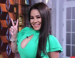 Carolina Sandoval, despedida de Telemundo porque debe cuidar de su mamá enferma