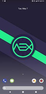 Aex samsung Note 9