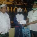 Alumni Camp Java 67 Basis Hoya Salurkan Santunan Kepada Yatim Piatu