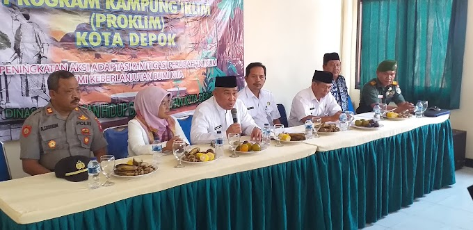 Kelurahan Bojongsari Jadi Sasaran Sosialisasi Proklin