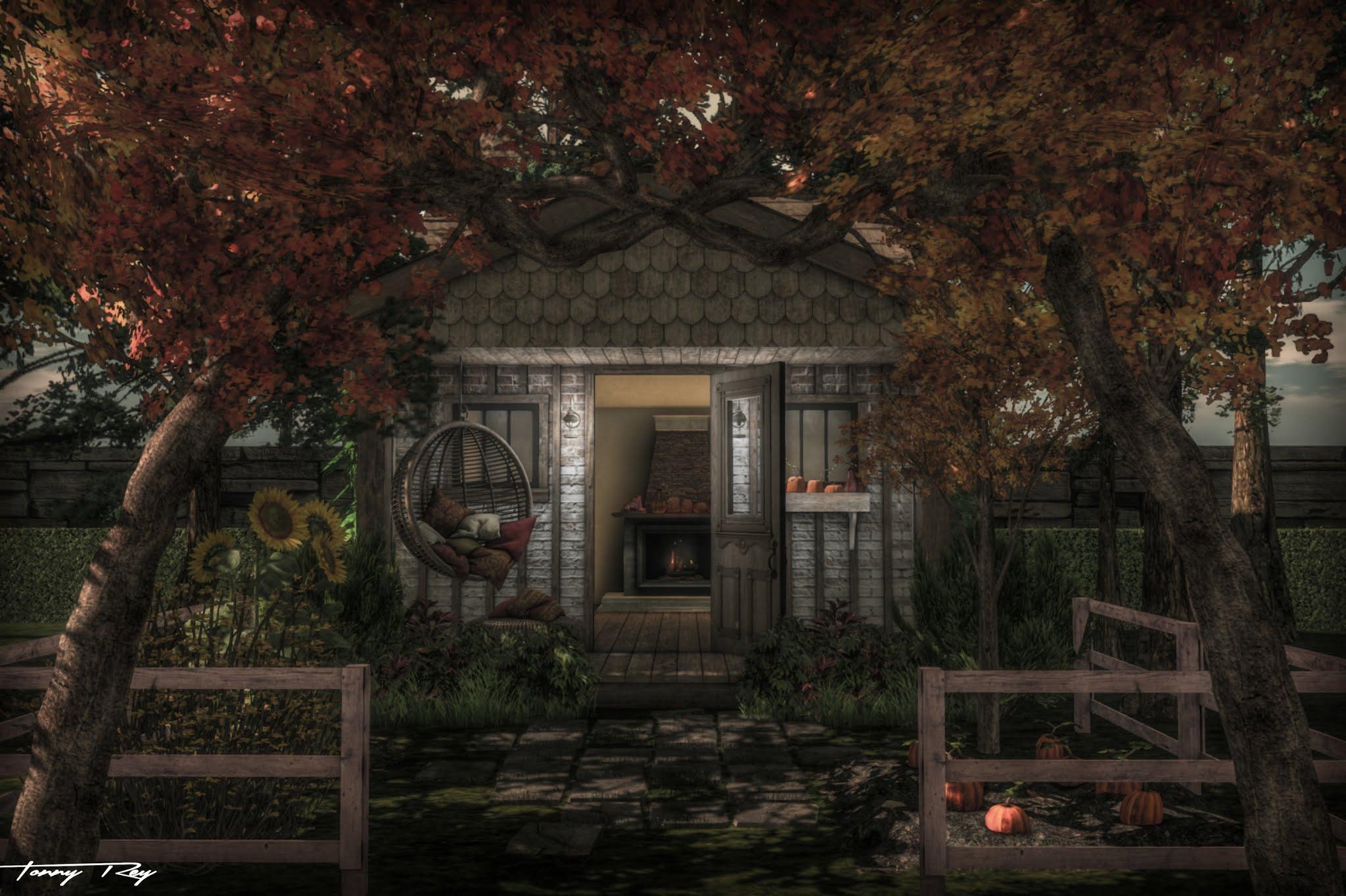 Swank Event - Country Garden...