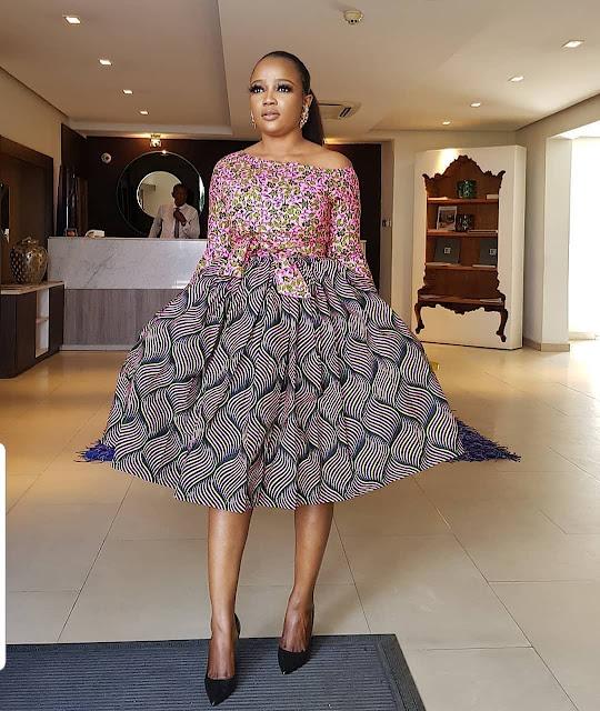 2019 Beautiful Ankara Styles of the Moment