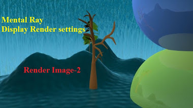 Rendering images, Display, Object settings