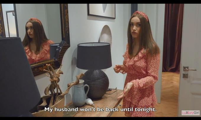 La Esposa Infiel Se Folla Al Hijo Del Vecino