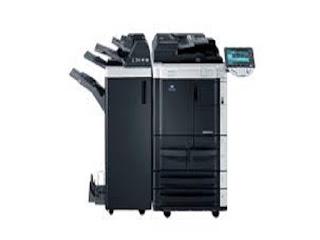 Konica Minolta Bizhub 601 Printer Driver