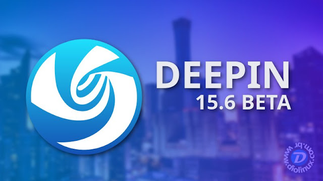 Deepin 15.6 Beta