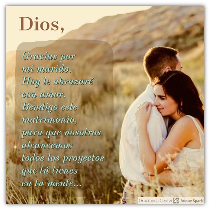 Padre Nuestro - Oración por mi Matrimonio - Con la Bendición de Dios para las Parejas