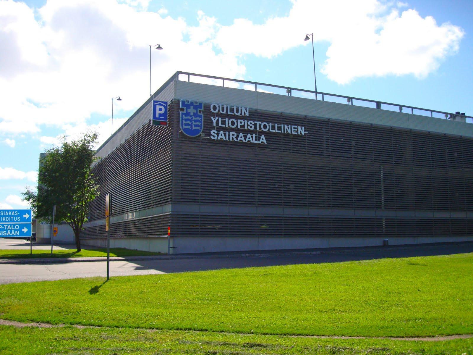 Oulun Yliopistollinen Sairaala Päivystys