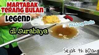 7 Martabak Manis Terenak di Surabaya yang SUPER Nagih!