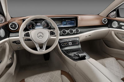Mercedes-Benz E-Class interior Hd Pictures