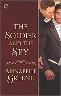 The Soldier and the Spy cover