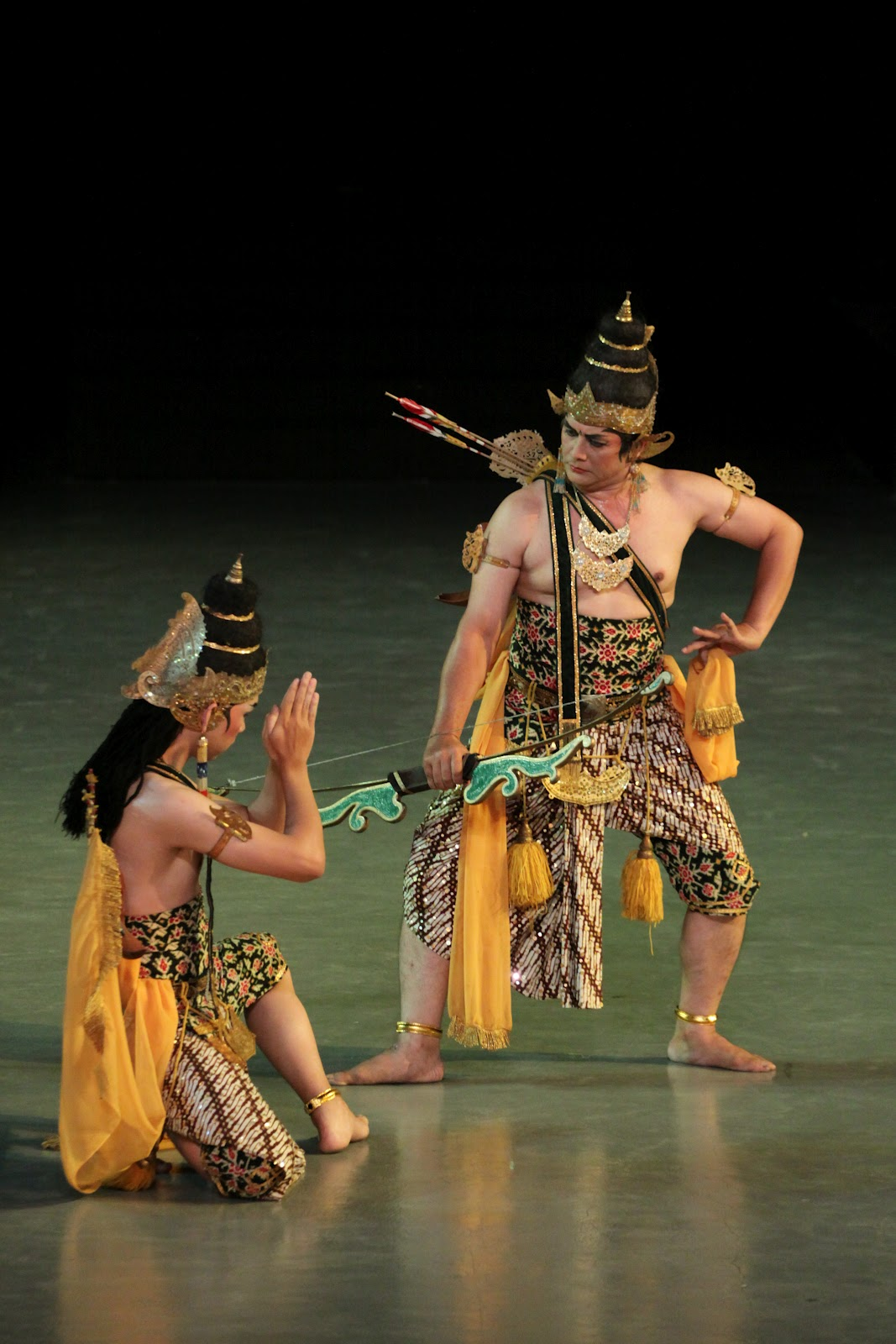My Difference Blog Ramayana Ballet Firts Episode