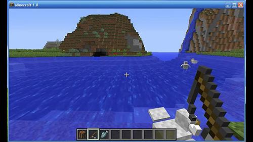Khi đi câu cá game thủ nhớ lựa chọn hồ trước nhé!