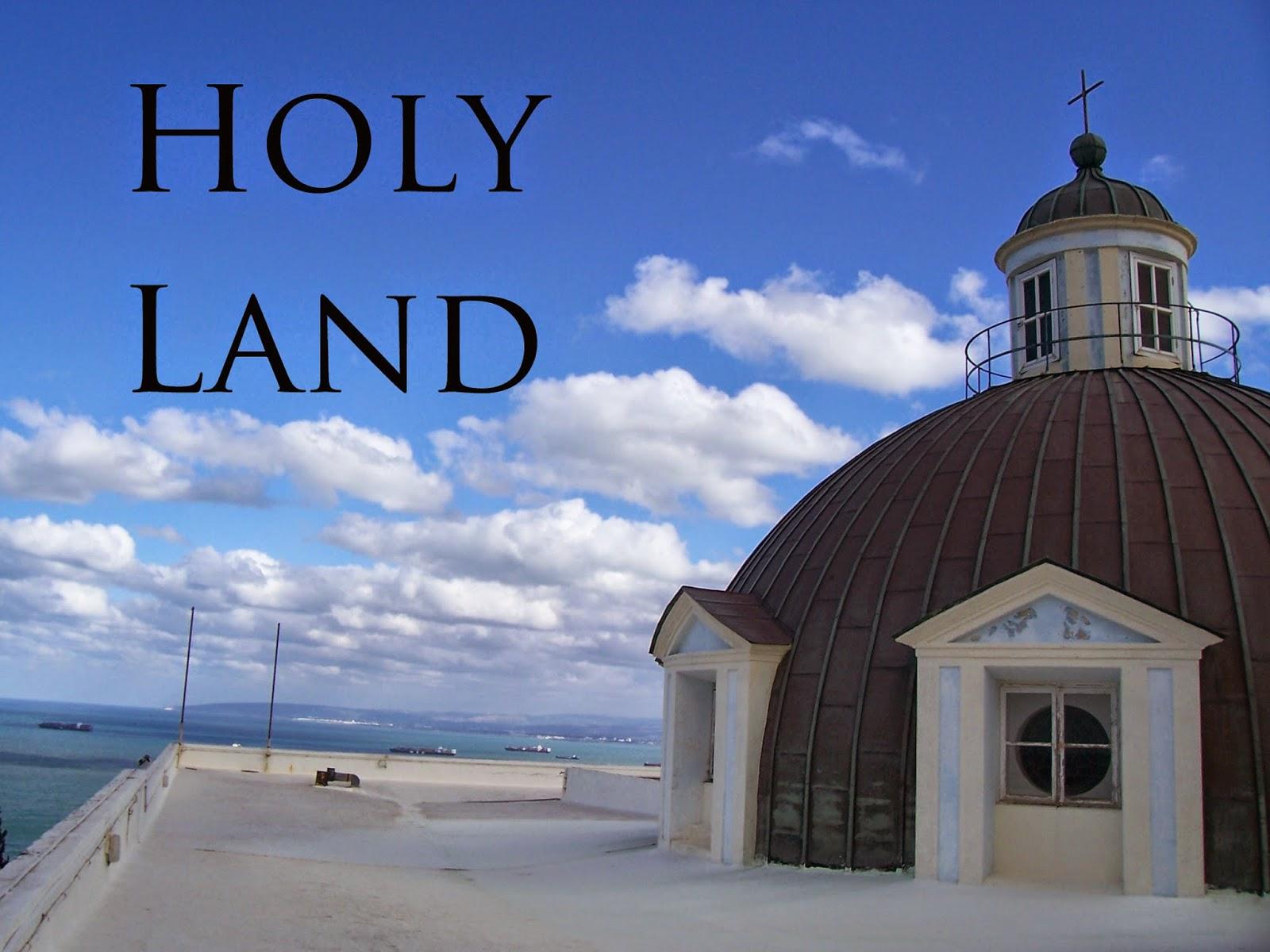 Orbis Catholicus Secundus: 2016 Holy Land Pilgrimage