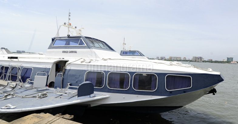 Kochi To Kozhikode Calicut Passenger Ship Service