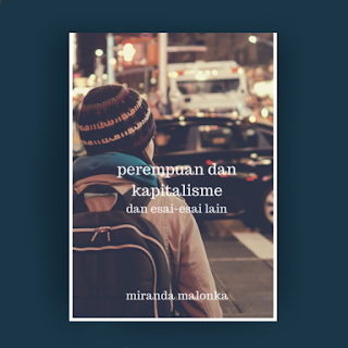 Review, cover, beli Buku Miranda Malonka Perempuan dan Kapitalisme