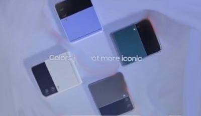 Samsung Galaxy Z Fold 3 and Galaxy Z Flip 3 revealed ahead of time!