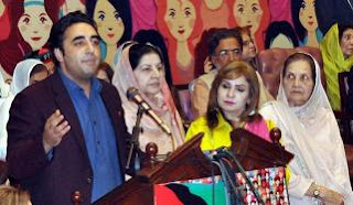 No Maulana, politician or anchor woman can stop the march, Bilawal Bhutto