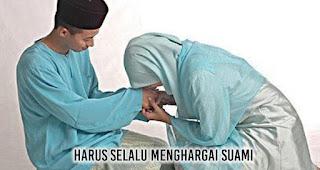 Calon Istri idaman Laki-Laki harus Selalu Menghargai Suami