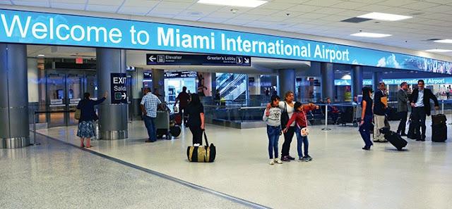 Aeroporto Internacional de Miami (MIA)