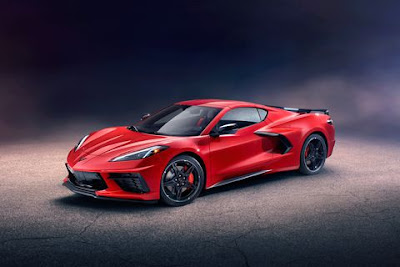 2020 Chevrolet Corvette C8 Review, Specs, Price
