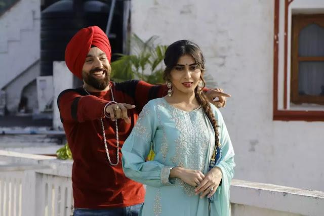 Ruma Sharma and Kanwalpreet Singh