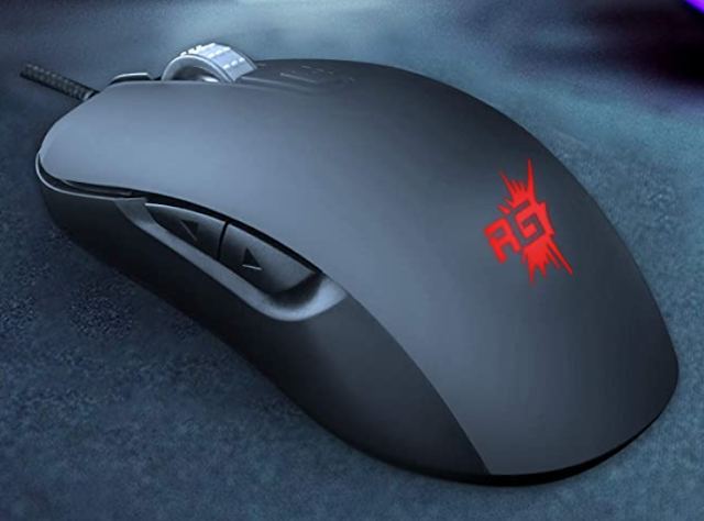 Redgear X12 Pro RGB Gaming Mouse with Avago Sensor, Essential Accessory for Gaming Lovers