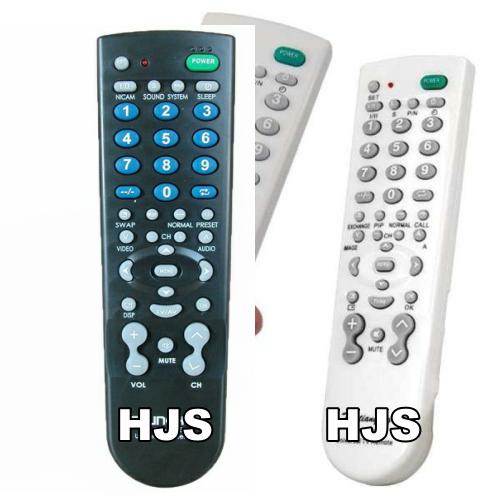 Kode Remot Televisi