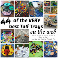 Tuff Tray Ideas