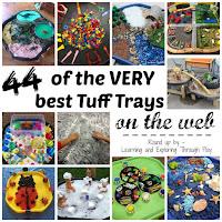 Tuff Tray Ideas