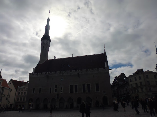 Ayuntamiento de Tallinn (Tallinna Raekoda)