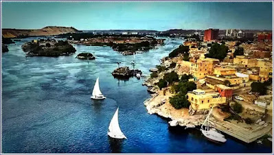 Nile River Meaning