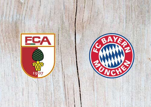 Augsburg vs Bayern Munich Full Match & Highlights 15 February 2019