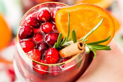 Christmas Sangria Drink Recipe