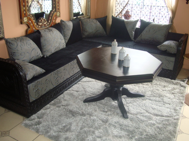 zahradeco salon marocain. Black Bedroom Furniture Sets. Home Design Ideas