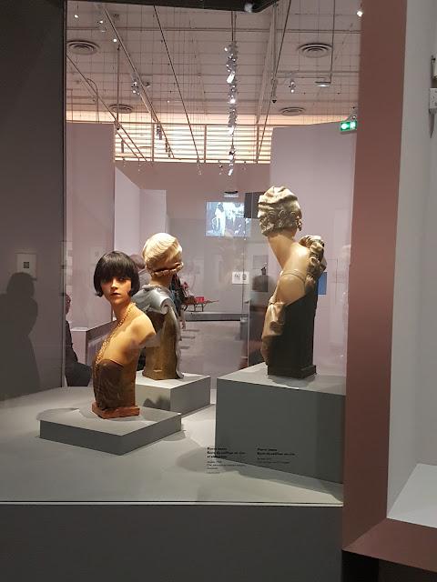 vue de l'exposition Man Ray