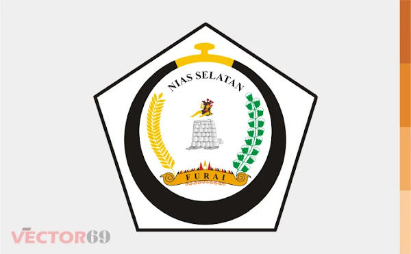 Kabupaten Nias Selatan Logo - Download Vector File AI (Adobe Illustrator)