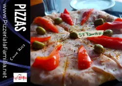 Delivery de pizzas