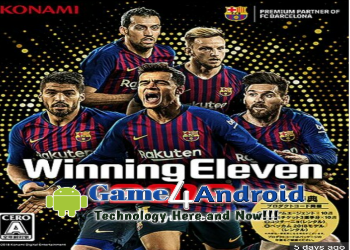 Download WE 2019 Mod Apk & Obb Data for Android | Winning Eleven 2019 Apk