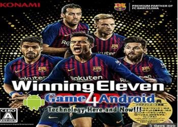Winning Eleven 2012 Mod 2019 apk