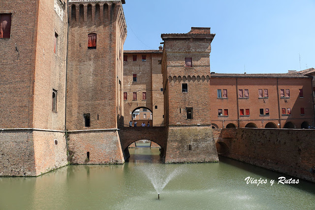 Castillo de los Este de Ferrara