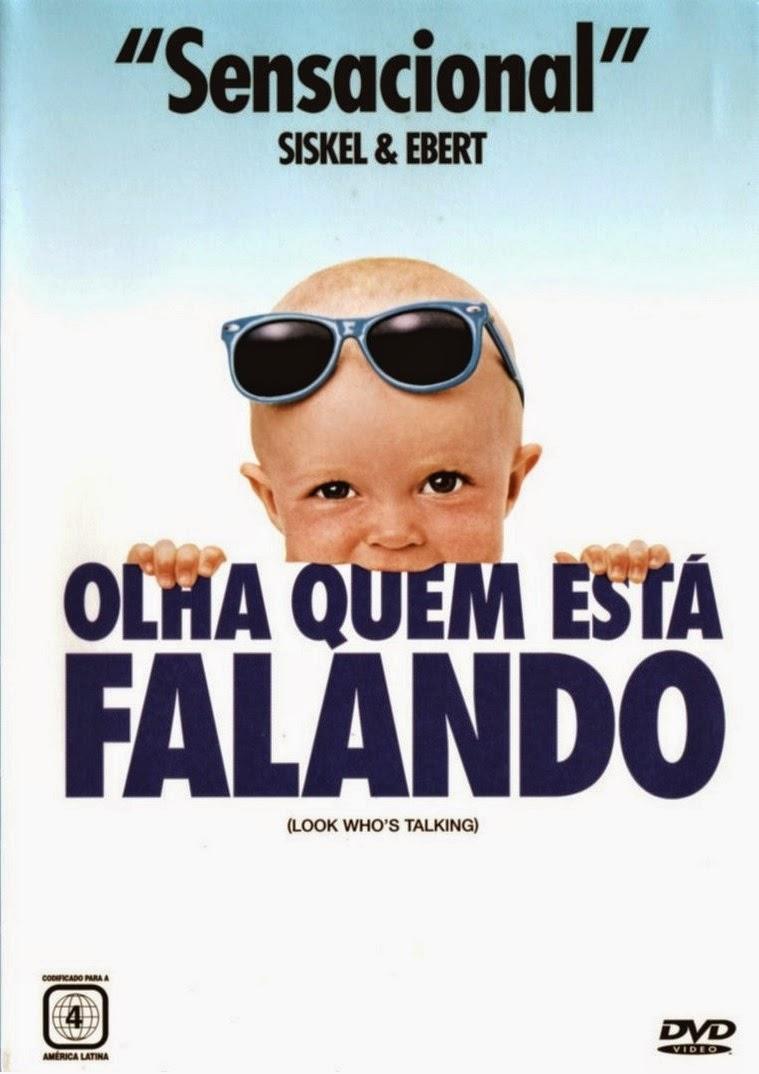 Olha Quem Está Falando – Dublado (1989)