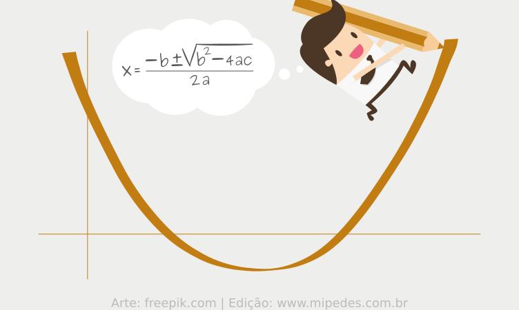 A fórmula é de Bhaskara?