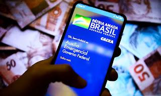 Após revisão, governo aprova auxílio emergencial para 196 mil pessoas