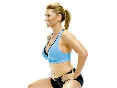 Bài tập thể dục tăng cân tại nhà 2